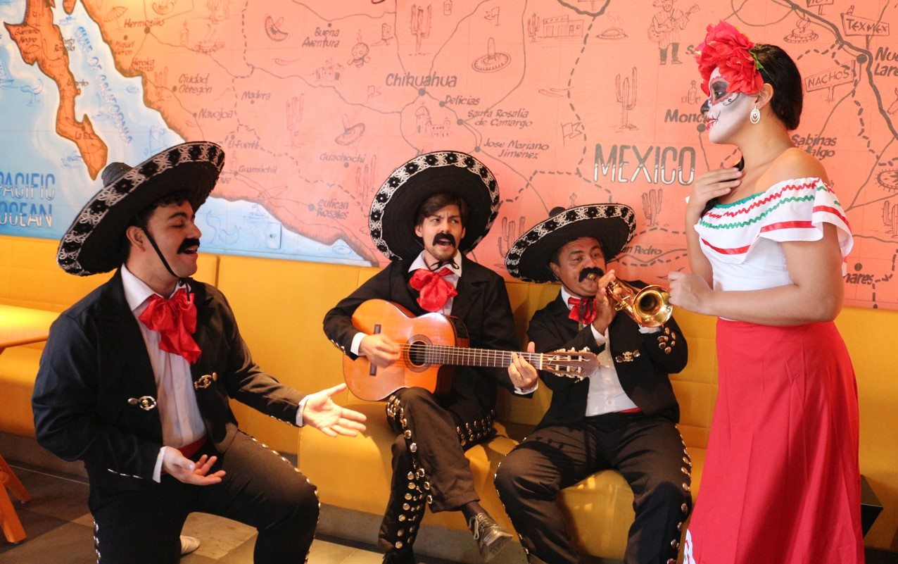 Um pedaço do México em Fortaleza