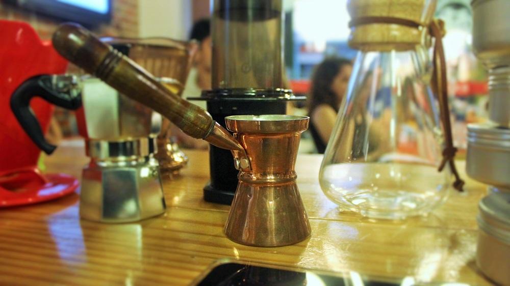 Um bom café em Fortaleza