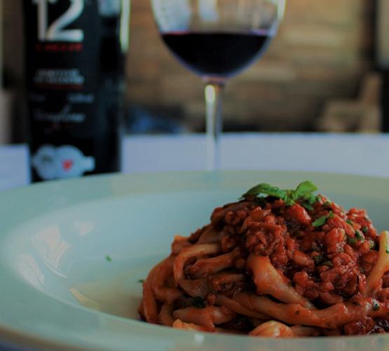 Experiência italiana à mesa
