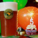 Cervejaria Nacional celebra cinco anos com semana especial