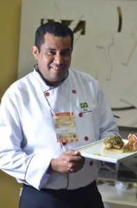 Chef Luciano Ferreira