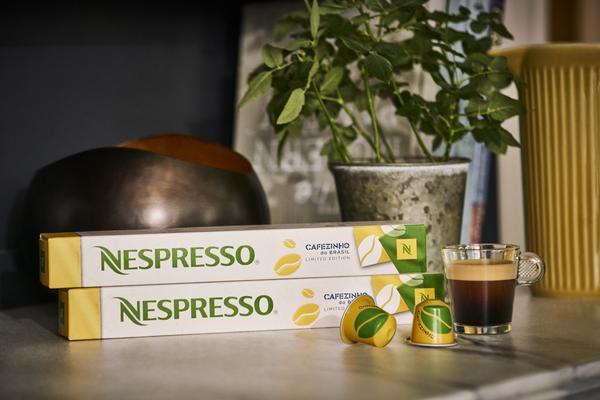 Nespresso lança Cafezinho do Brasil