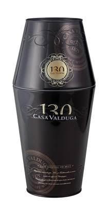 Casa Valduga lança nova embalagem para seu espumante Brut 130