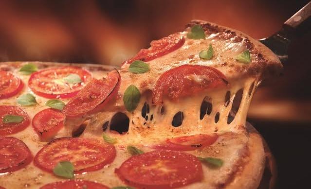 Maguerita da Domno's Pizza (Foto: divulgação)