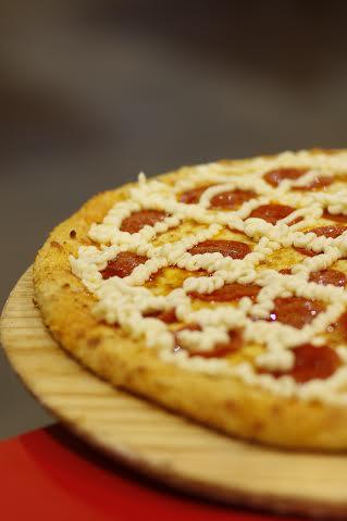 Pizza Catuperoni do Panzeroni (Foto: divulgação)