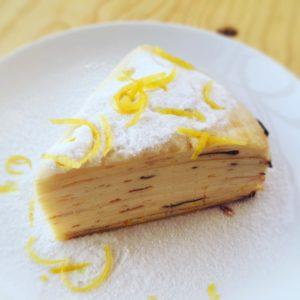 Mille Crepe Cake (Foto: Izakeline Ribeiro)