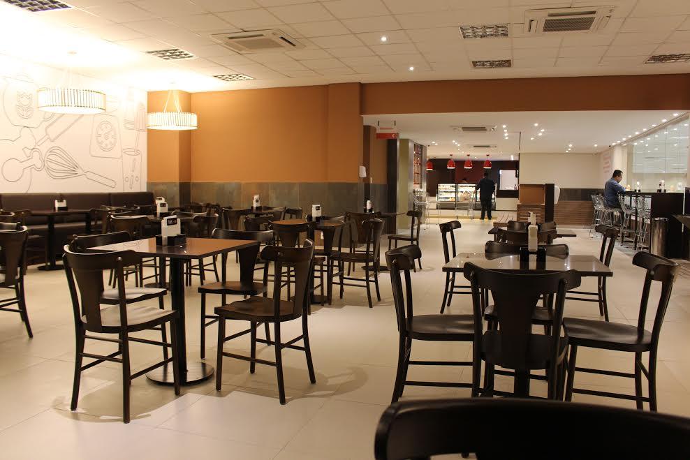 Mercadinhos São Luiz inaugura Pracinha na loja da Santos Dumont