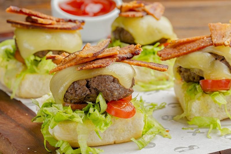Mini-Burger Santa Grelha