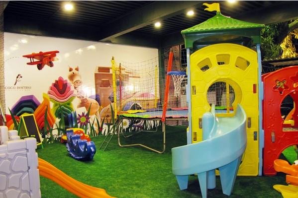 Espaço Kids Coco Bambu Sul