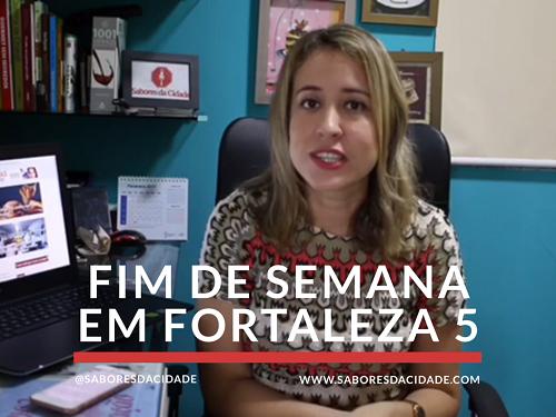 """Le Marché e Zena no """"Fim de semana em Fortaleza"""""""