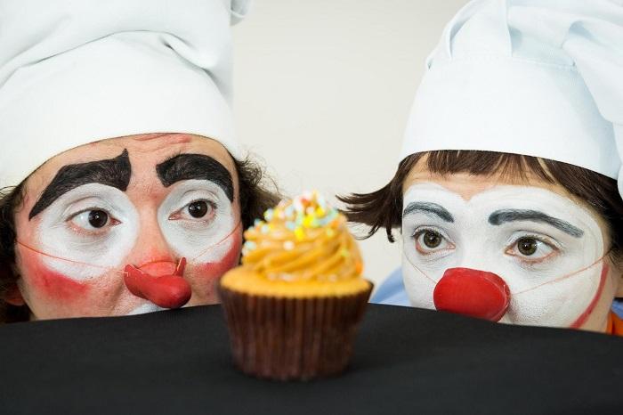 Guerra de Cup&Cake está em cartaz no mês de maio
