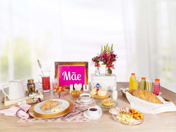 Que tal preparar um brunch no Dia das Mães?