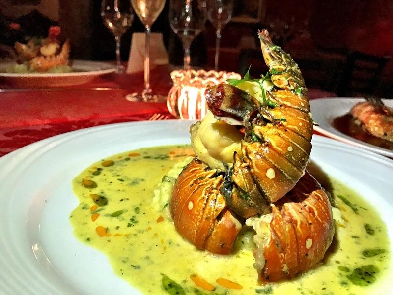 Experiência: A lagosta do Cantina Caravaggio